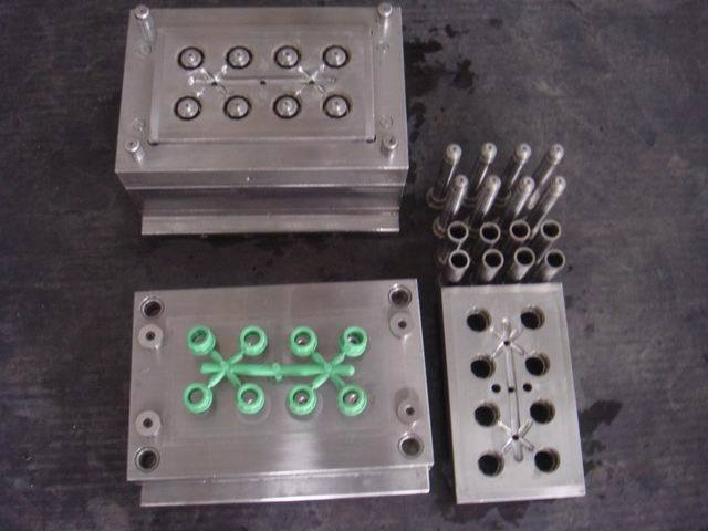 Taizhou Supplier for Plastic Pipe Fitting Injection PPR Mould