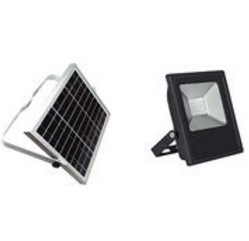 1500 Lumen Solar Power Flood Light PV LED Energy Light for Landscape Decoration Pathway Wall Home Road Step Villa Yard Garden Factory Sell Low Price
