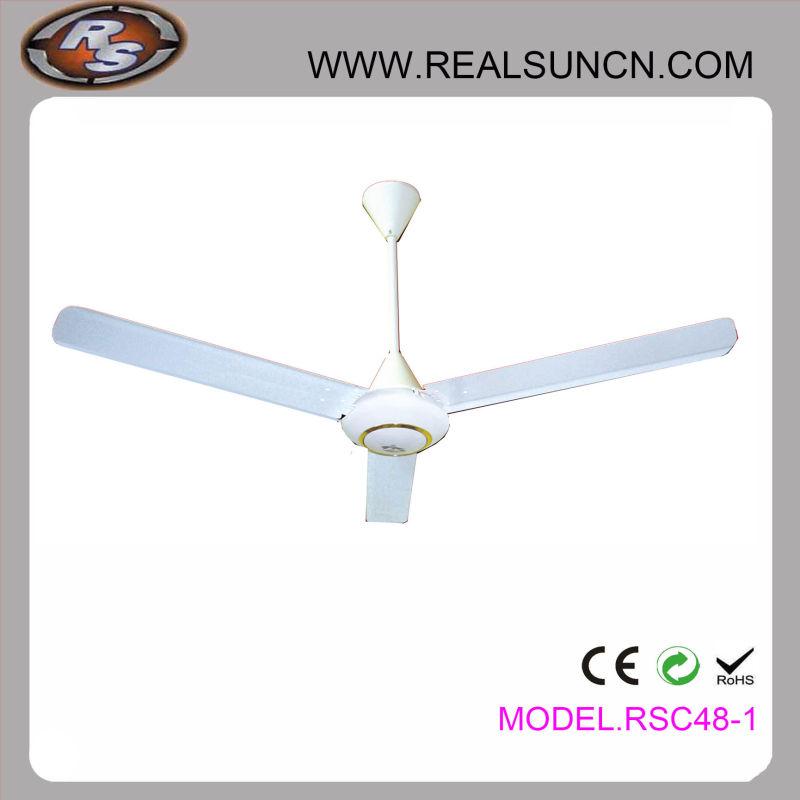48inch High Speed Manual Control Ceiling Fan (RSC48-1)