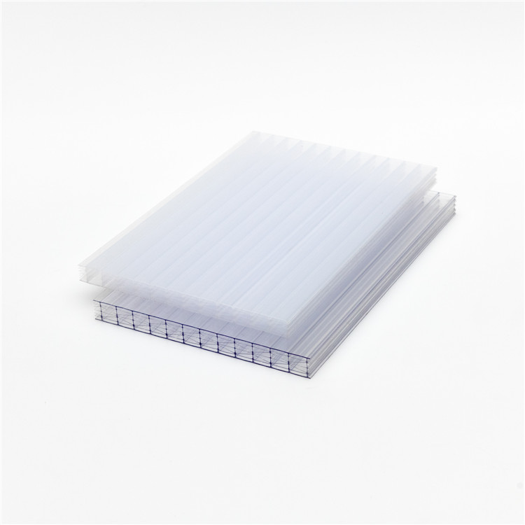 Greenhouse Pc Polycarbonate Hollow Sheet