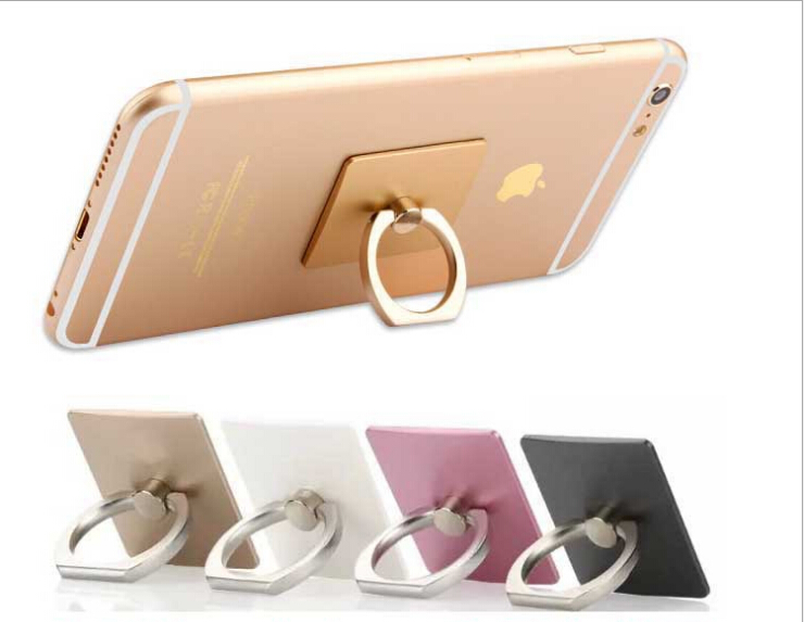 Custom Mobile Phone Ring Stent, Phone Stand (GZHY-RS-010)
