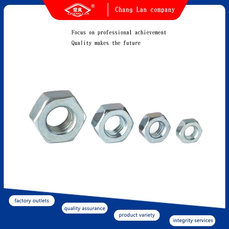 Hexagon nut