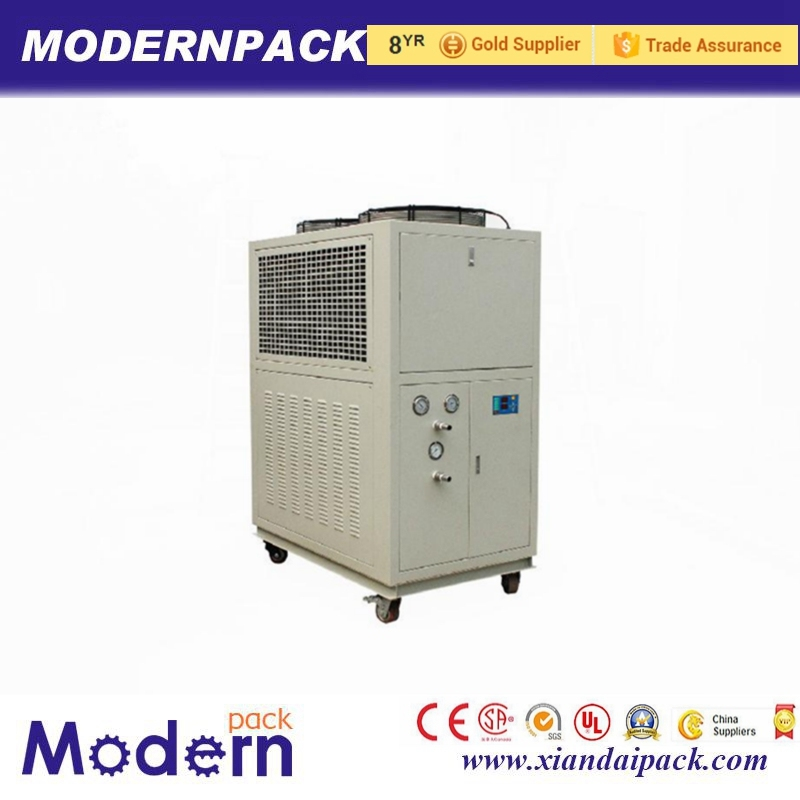 Air Cooling Water Chilling Machine Cola Chiller Making Line