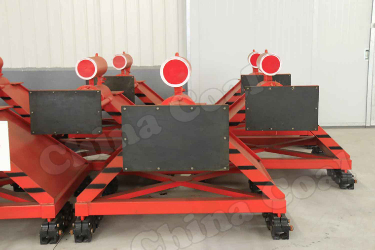 Cdh-Y Train Hydraulic Buffer Stop