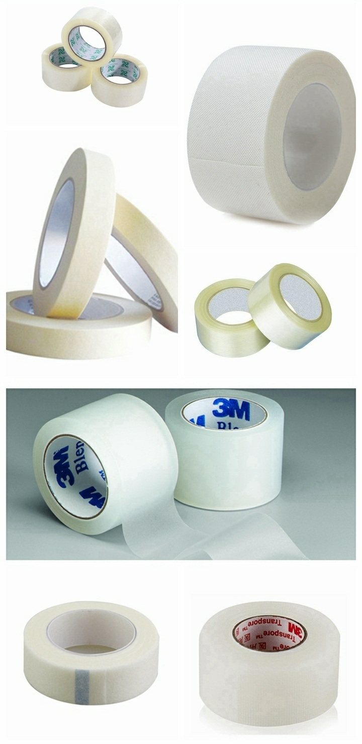 2018 Breathable Non-Woven Medical Fixed Adhesive Tape