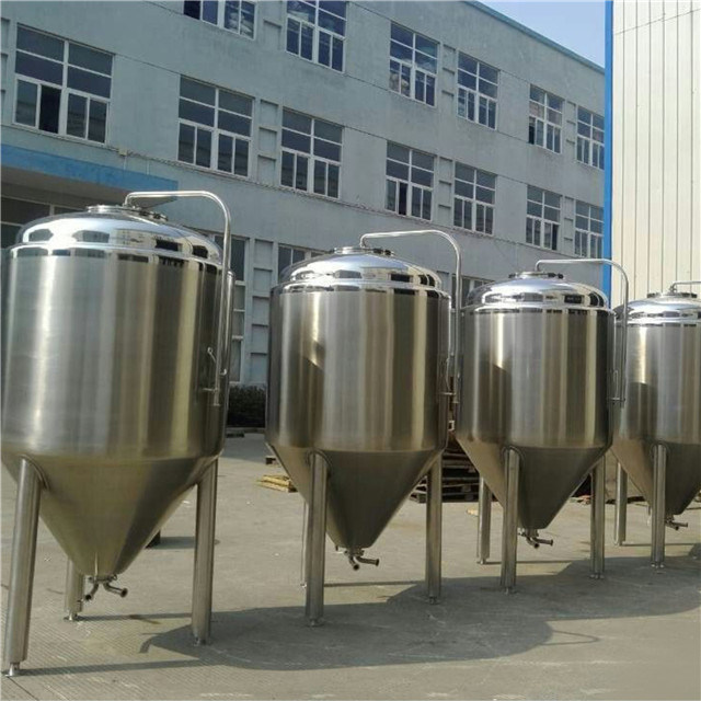 200L Stainless Steel Commercial Brewing Kettle Container Equipment