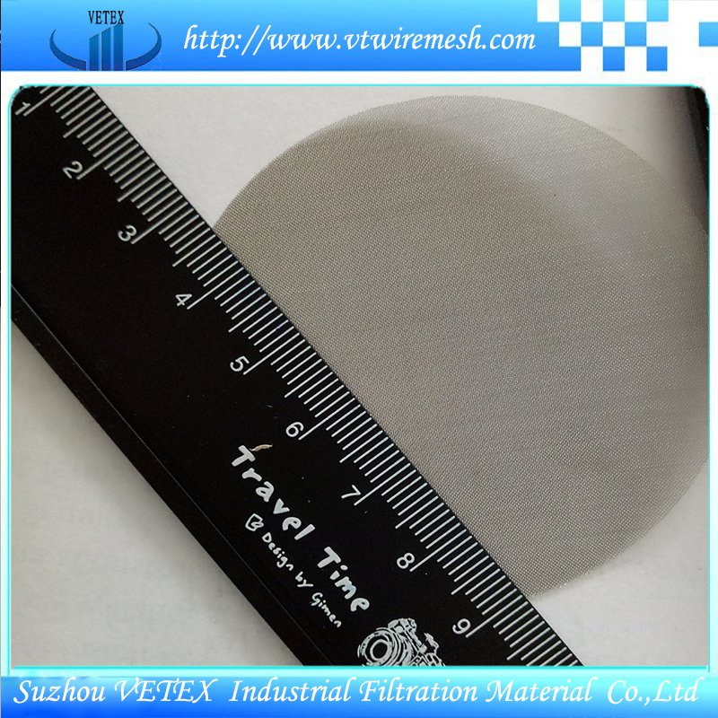 Good Quality Stainless Steel Filter Disc with High Precision