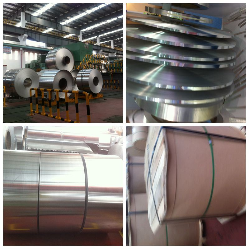1000, 3000, 5000 Series Aluminium Coil Price with China Manufacturer