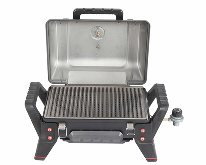 Foldable Portable Gas Butane Grill BBQ with Ce Certifcate