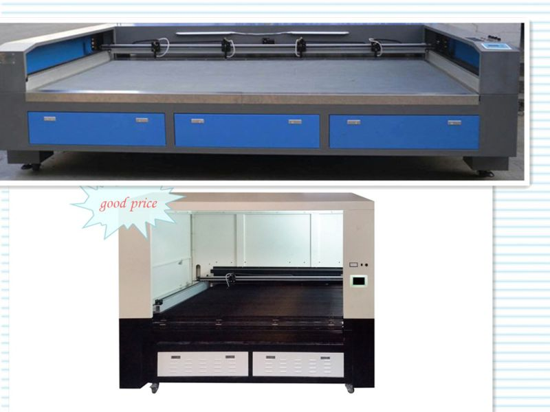 Laser Cutting Machine for Wood/Acrylic/Leather with Good Price