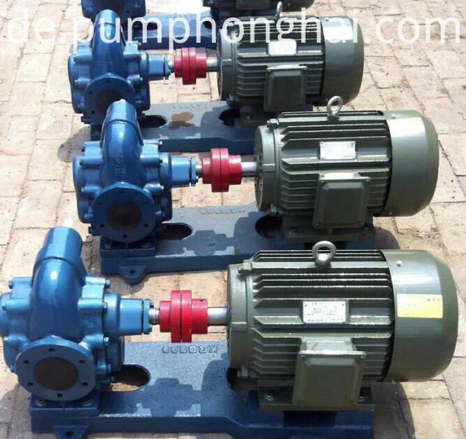 KCB Electric Gear Oil Pumps
