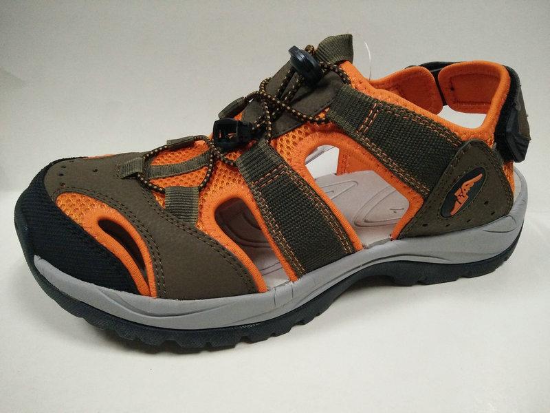 Men's Rubber Outsole Beach Sandals Shoes