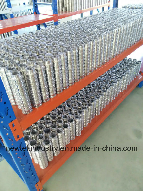 Stainless Steel 304 Camlock Connection Flexible Hose Assembly