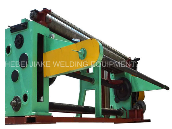 Straight and Reverse Twisted Hexagonal Wire Netting Machine