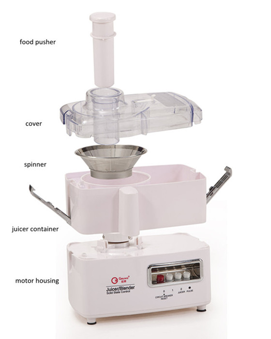 Centrifugal Juicer Factory From China with Good Quality and Resonable Price