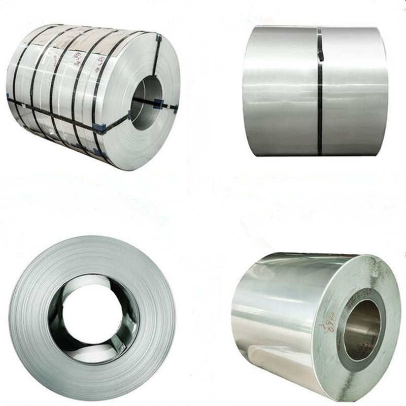 China Factory Cold Rolled 201 Stainless Steel Coil