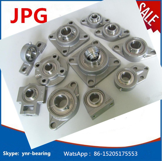 Pillow Block Bearing Sb201-8 Sb202-9 Sb202-10 Sb203-11 Sb201 Sb202 Sb203