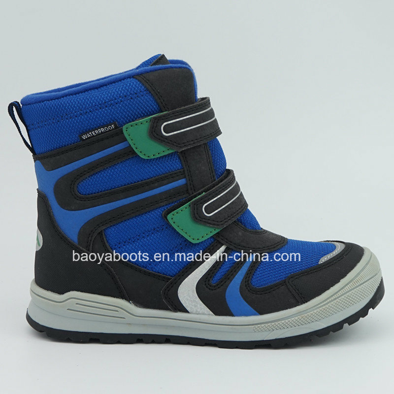 Children Hiking Waterproof Shoes