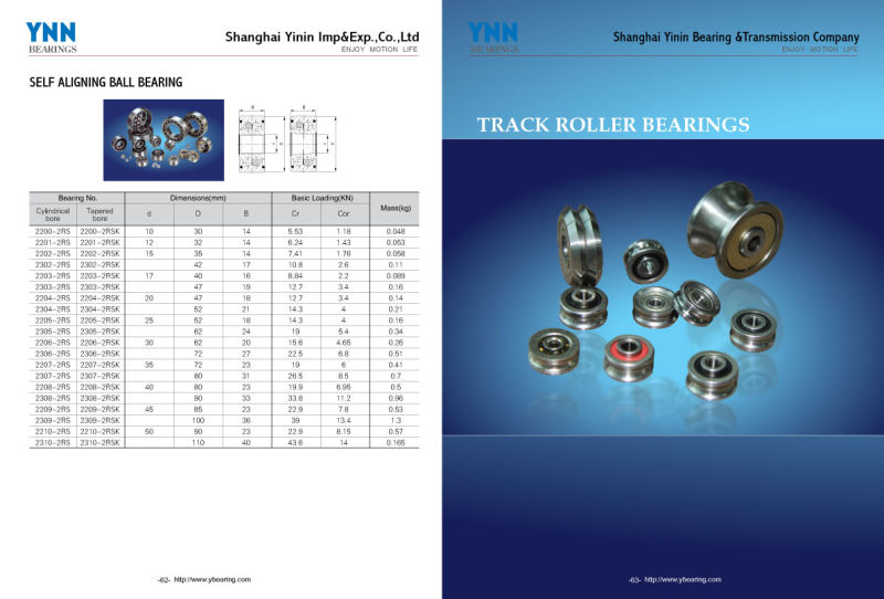 High Precision Non-Standard Deep Groove Ball Bearing