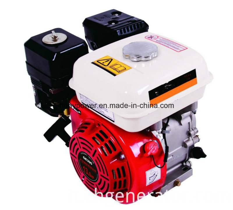 4 Stroke 5.5HP Single Cylinder Engine 168f Gasoline Engine