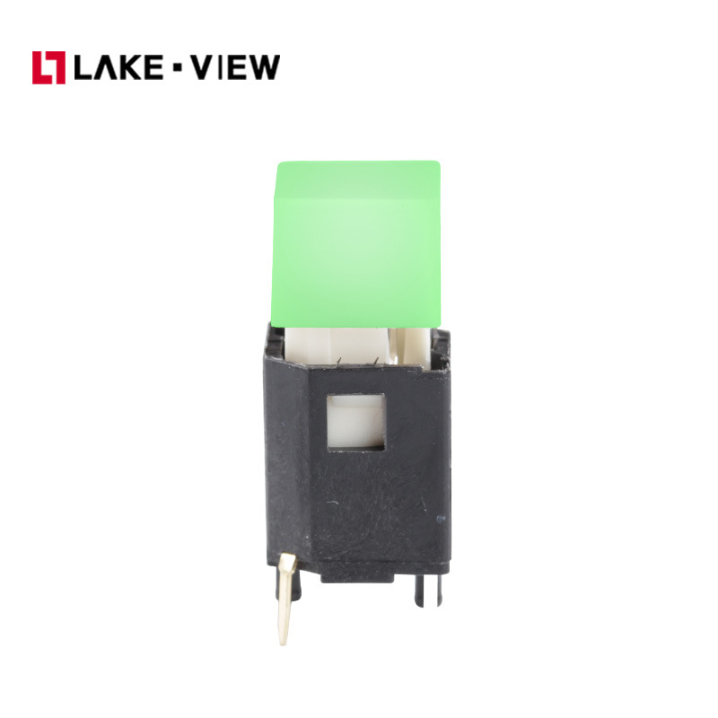Push Button Illuminated Electrical Tactile Switch