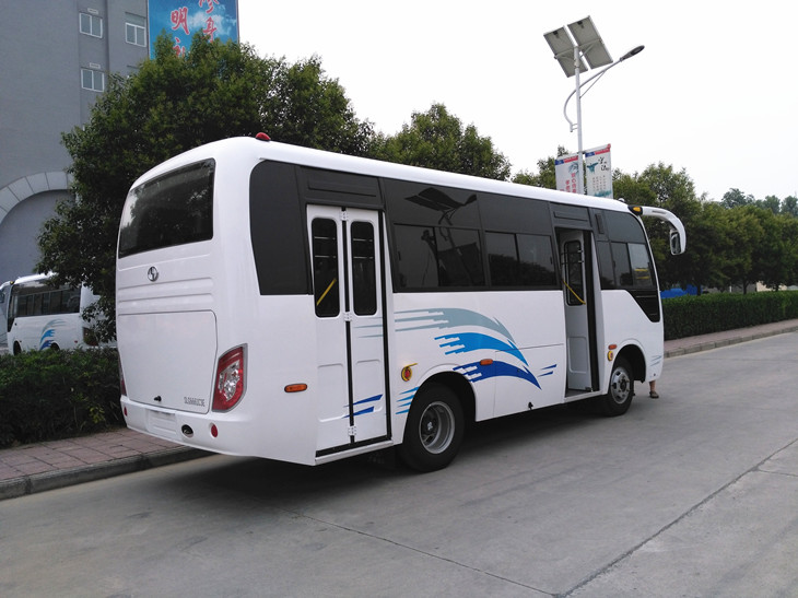 Cheap Passenger Bus with 24 Seats and 2 Doors for Export