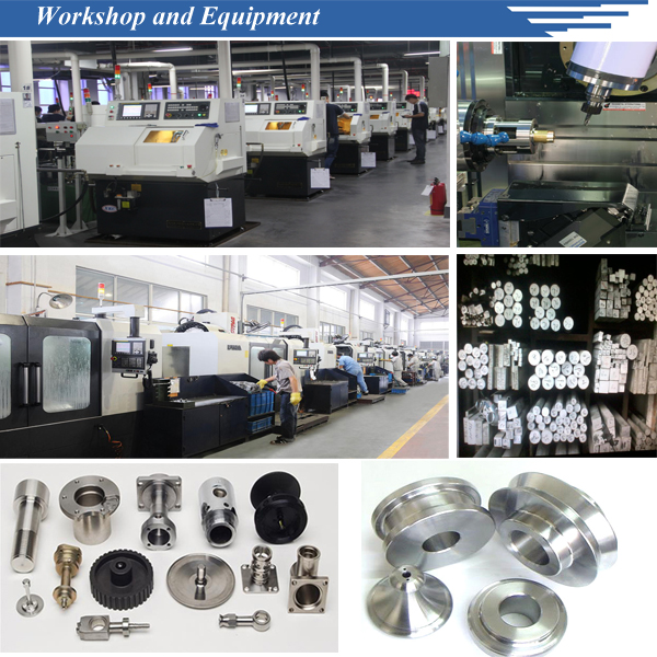 High Precision CNC Machining Parts in China