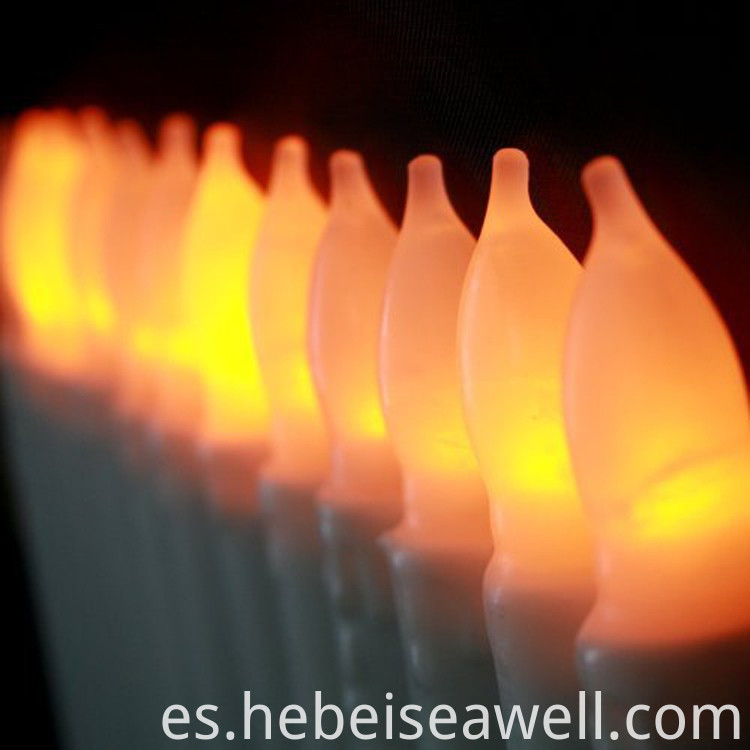 Dripped Led Stick Candle