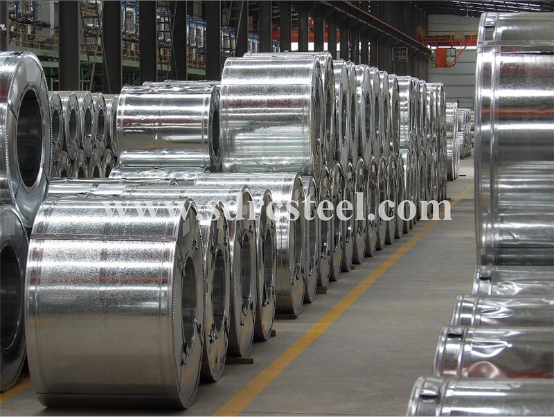 Prime Hot DIP Galvanized Steel Coil