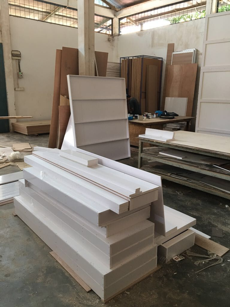 0.915m PVC Foam Sheet Manufacturer (Hot size: 1.22m*2.44)