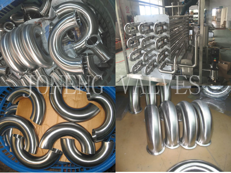 Stainless Steel Food Grade 180 Degree U Type 3A Bend (Jn-FT60061