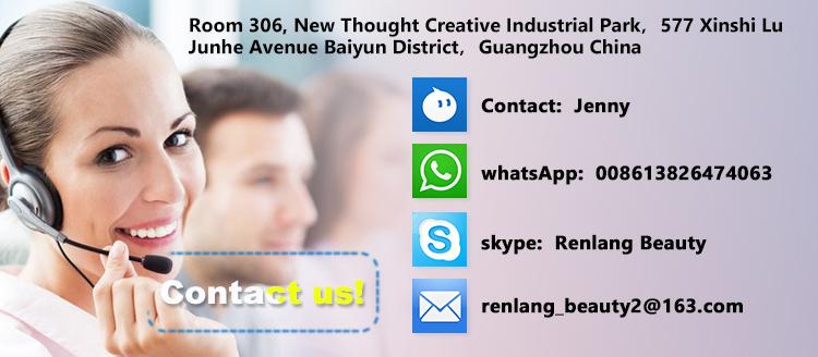 Renlang Q-Switch ND YAG Laser Tattoo Removal Machine China Manufacturer