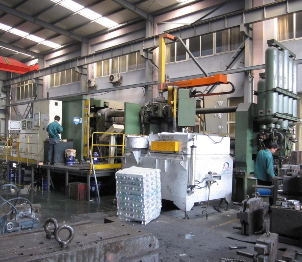 Aluminum Alloy Die Casting