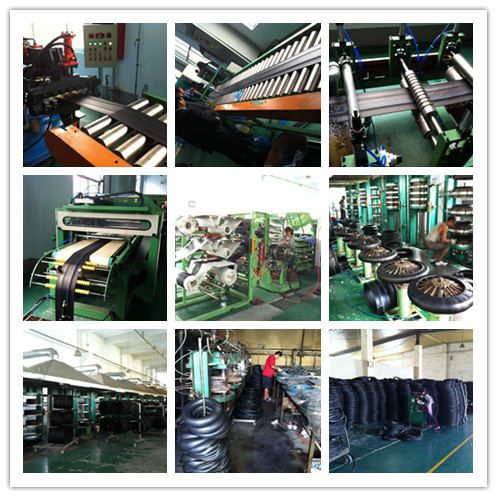 Qingdao Own Factory Manufacturer 460-17 Motorcycle Tubes
