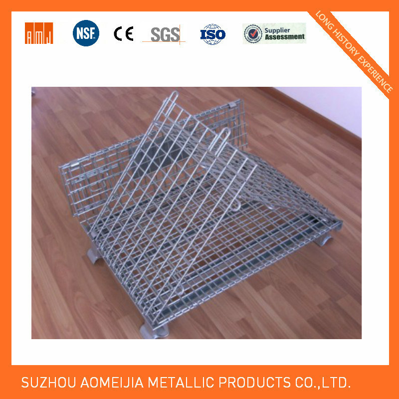 Warehouse Equipment Roll Storage Cages