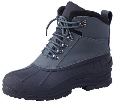 Cheap PVC Leather Anti-Slip Snow Boots (XD-110G)