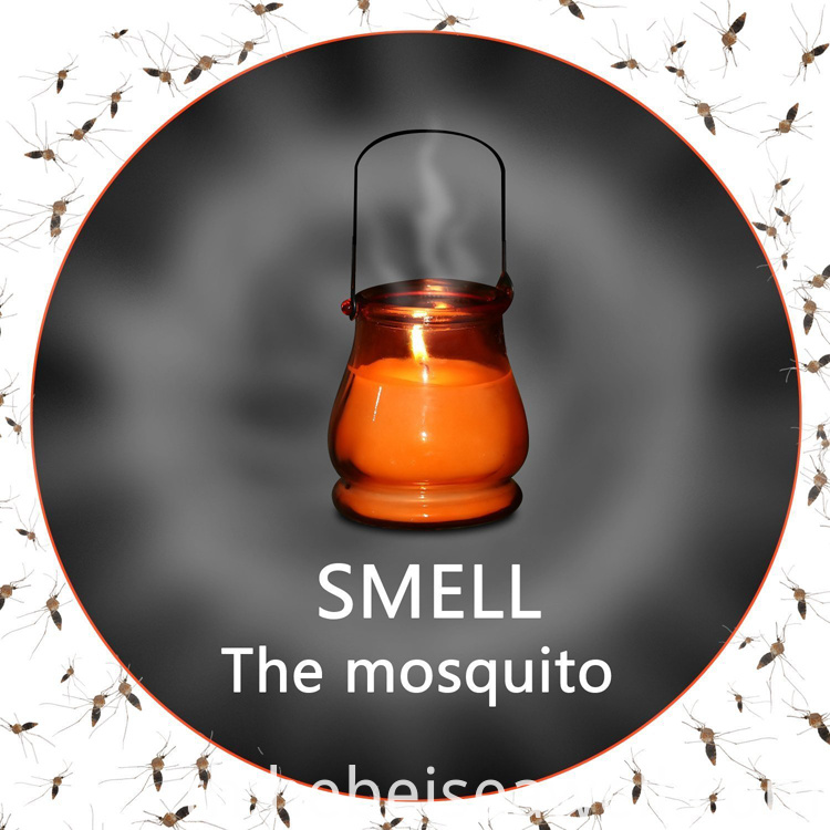 Mosquito Repellent Scented Candles