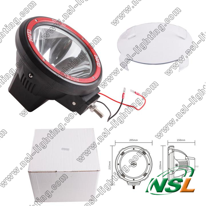 H3 HID Offroad Light 9