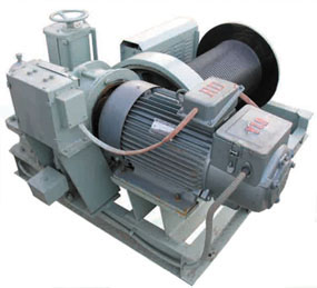 Electrc Winch-High Quality with Slow Lifting Speed