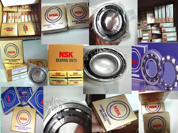 NSK SKF Super Precision P4 Bearings Angular Contact Ball Bearing 7210c