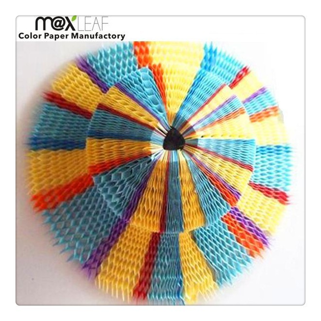 Colorful Paper Hat Fashion Basic Straw Hat