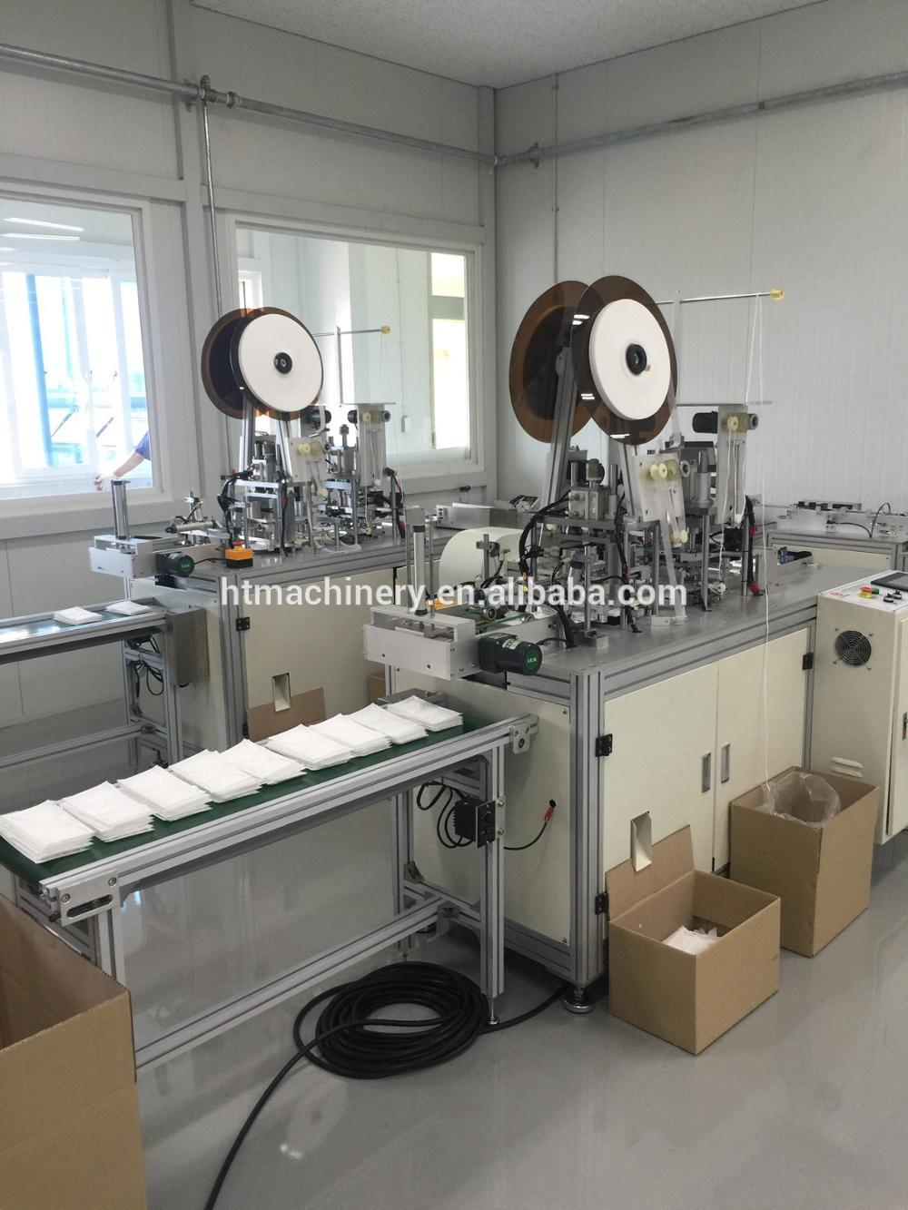 Mask Manufacturing Machine