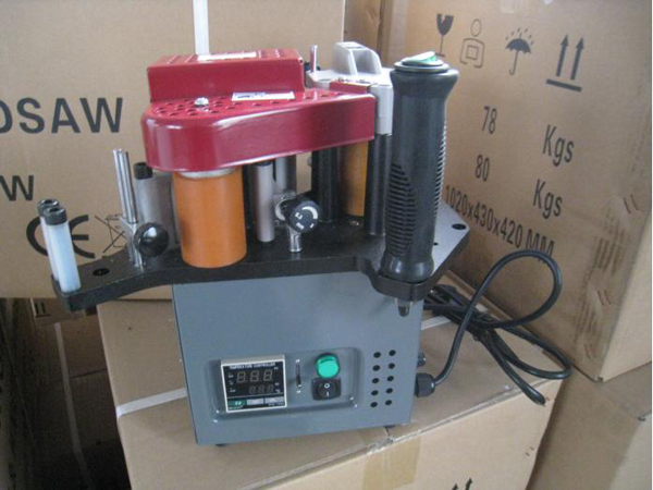 Portable Curve and Straight Edge Banding Machine for MDF