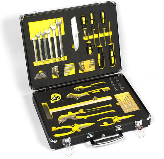 56PCS Motor Tools Case