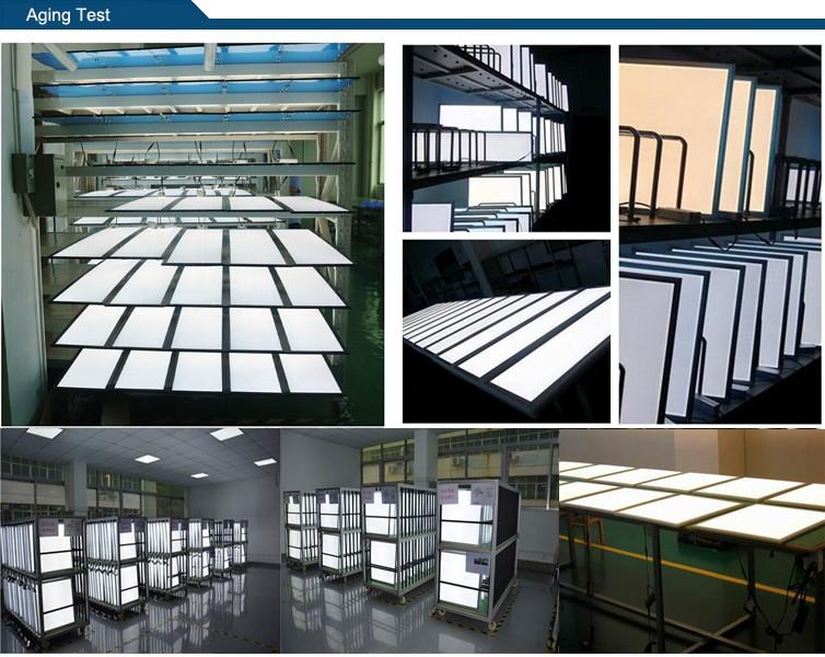 High Power Super Thin 72W 120*60cm LED Flat Panel Ceiling Lamp