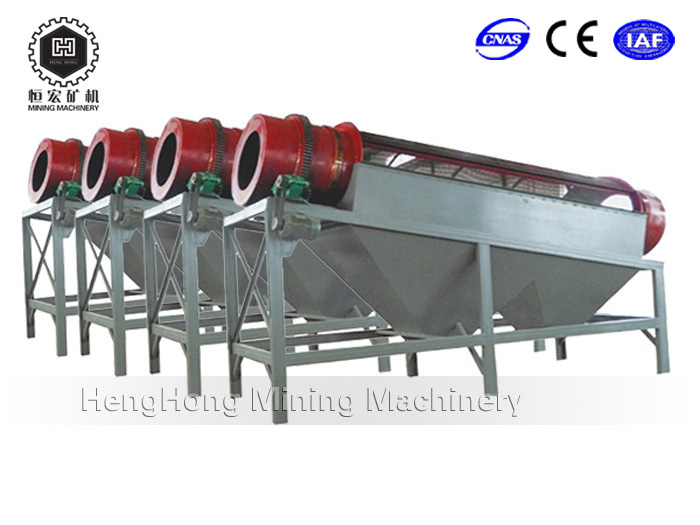 High Quality Mining Machine Gold Trommel Screen for Sale