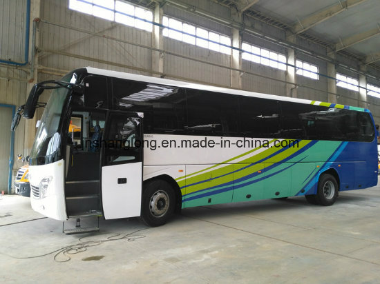 12 Meters 60 Seaters Big Van Bus--Euro 3