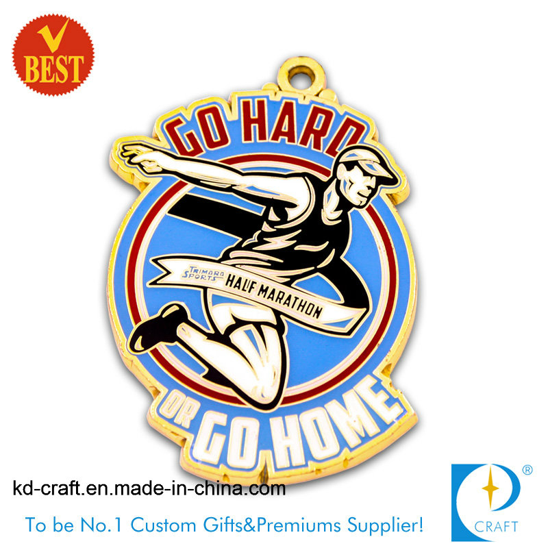 China Customized High Quality Metal Marathon Medal at Cheap Price Series Product