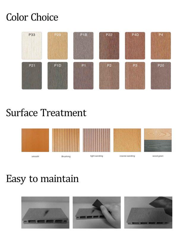 Hard Wood Grain Flooring