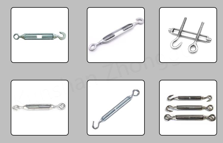 carbon steel tumbuckles